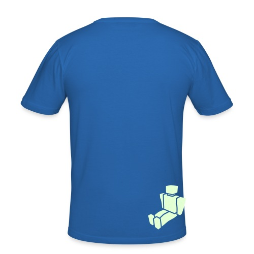 House Is - Men's Slim Fit Dark T-Shirt - Men's Slim Fit T-Shirt