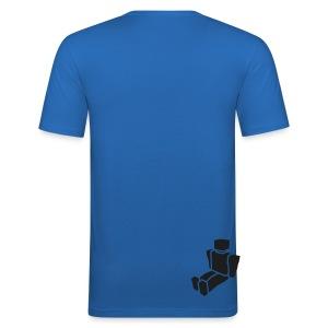 Big Fish - Men's Slim Fit Light T-Shirt - Men's Slim Fit T-Shirt