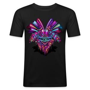 Reflection - Männer Slim Fit T-Shirt