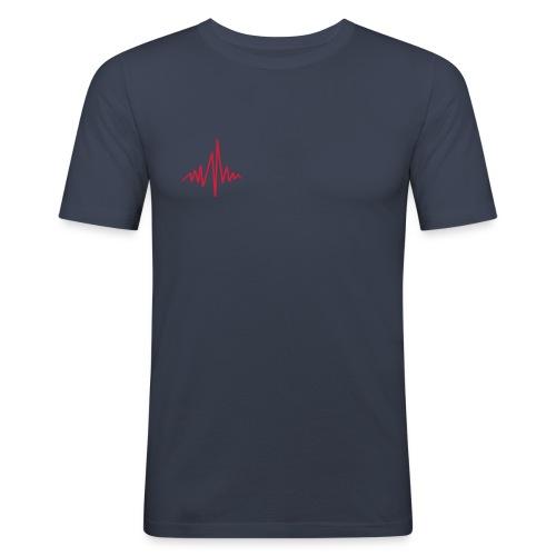 OGZ- Markenshirt Mann - Männer Slim Fit T-Shirt