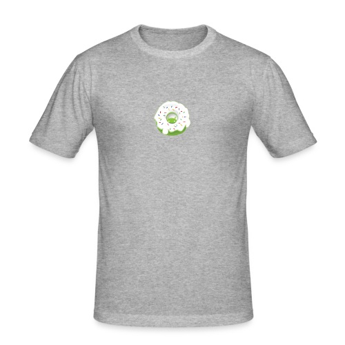 DonutDroid - T-shirt près du corps Homme