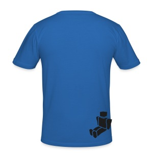 HTID - Men's Slim Fit Light T-Shirt - Men's Slim Fit T-Shirt
