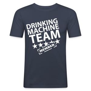 Drinking Team - Men's Slim Fit T-Shirt