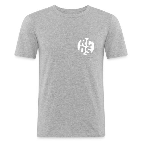 RCDS Herren T-Shirt - Männer Slim Fit T-Shirt