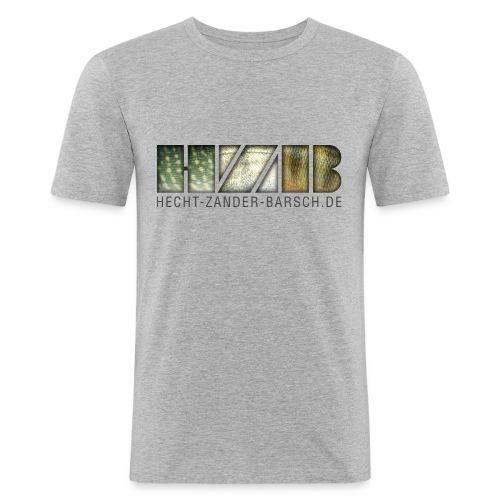SLIM-SHIRT / KLASSIK.LIGHT - Männer Slim Fit T-Shirt