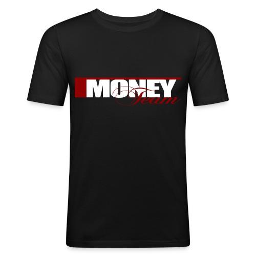Money Team - Männer Slim Fit T-Shirt