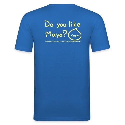 No Mayo No Life - Men's Slim Fit T-Shirt