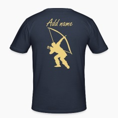 Archery longbow medieval design T-Shirts