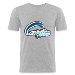 Carinthian Paragliders 3D - Männer Slim Fit T-Shirt