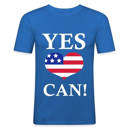 Obama - T-shirt près du corps Homme
