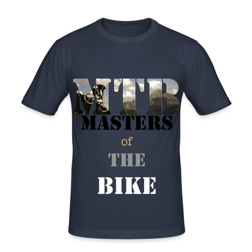 Masters of The Bike - slim fit T-shirt