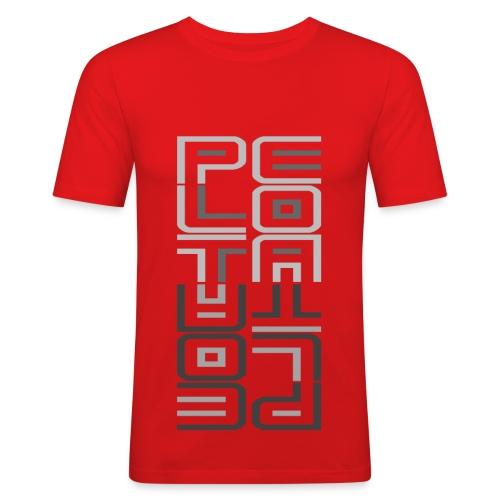 Pelota Contra Doppio - slim fit T-shirt