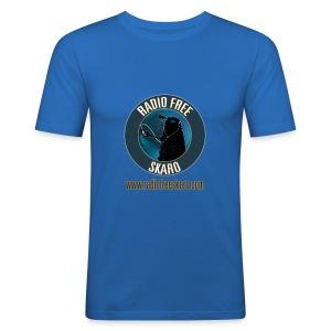 RFS Logo (T-Shirt) - Men's Slim Fit T-Shirt