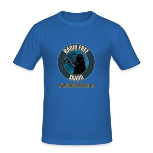 RFS Logo (T-Shirt) - Men's Slim Fit T-Shirt