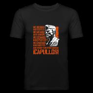 Camisetas ~ Camiseta ajustada hombre ~ El Sargento de Hierro