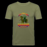 T-Shirts ~ Men's Slim Fit T-Shirt ~ Hooray! (Slim T-Shirt)
