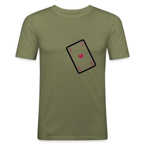 Poker instructor - Camiseta ajustada hombre