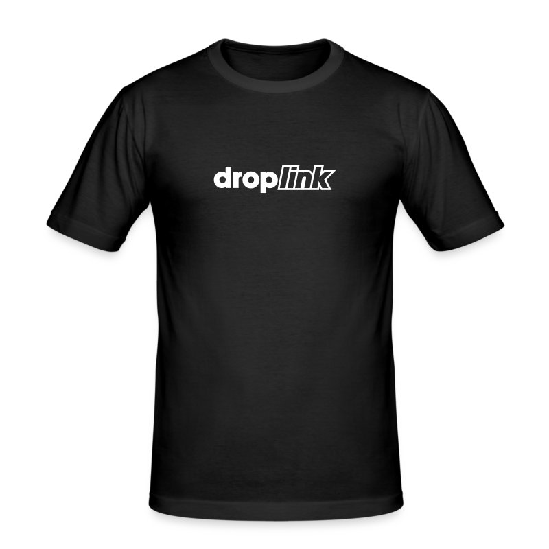 Yellow slim droplink - Men's Slim Fit T-Shirt