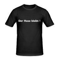 T-Shirts ~ Männer Slim Fit T-Shirt ~ Superspendenshirt