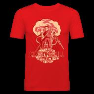 T-Shirts ~ Men's Slim Fit T-Shirt ~ Hail To The Kim, Baby! Men's Tee (slimfit)