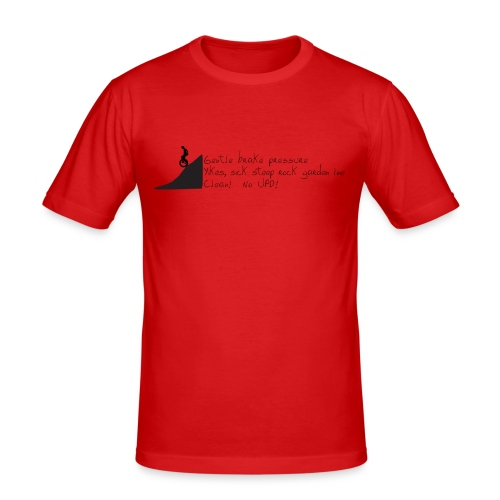 Uni Haiku (M) - Men's Slim Fit T-Shirt