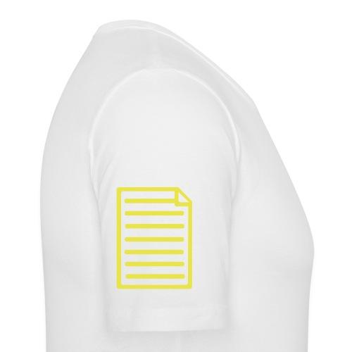 a***z slim fit - T-shirt près du corps Homme