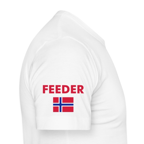 Just The Way I'm Feeling - Slim Fit T-skjorte for menn