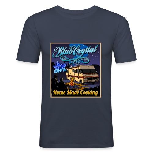 Crystal Van - Männer Slim Fit T-Shirt
