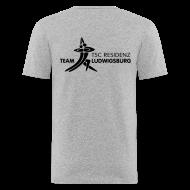 T-Shirts ~ Männer Slim Fit T-Shirt ~ Team Residenz Shirt - Slim Fit
