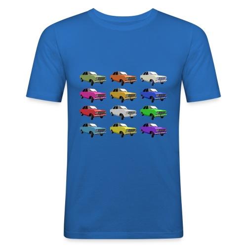 Kadetten - Männer Slim Fit T-Shirt