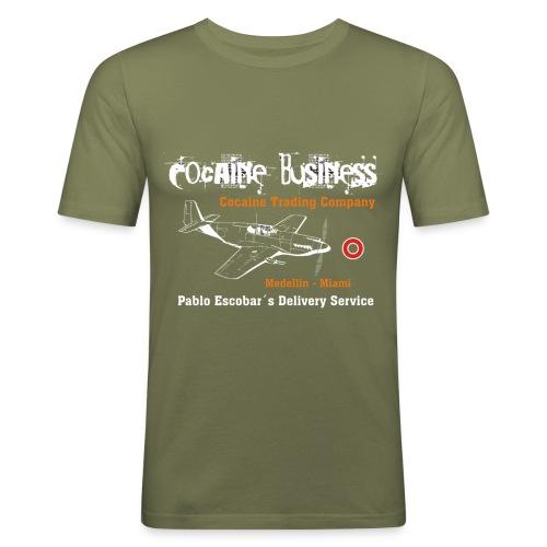 Escobar's Delivery Service - Männer Slim Fit T-Shirt
