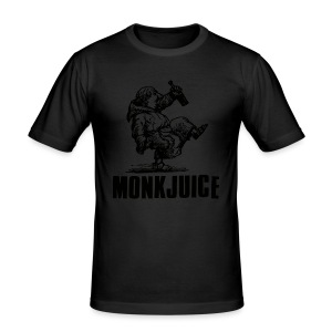 MonkJuice - Men's Slim Fit T-Shirt