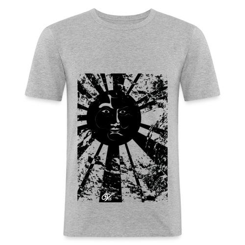Sun of V pour Homme  - T-shirt près du corps Homme