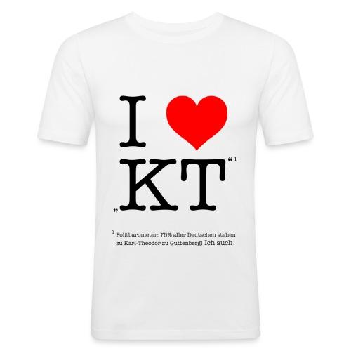 Das offizielle Unterstützer-Shirt! -Men- - Männer Slim Fit T-Shirt