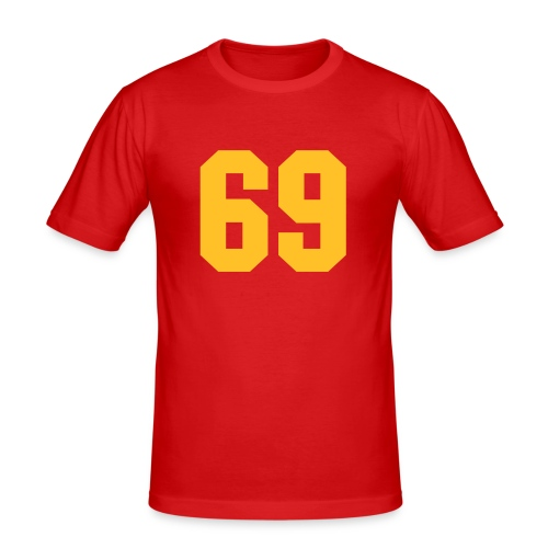 69 - Men's Slim Fit T-Shirt