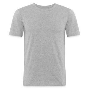Kassandro - Männer Slim Fit T-Shirt