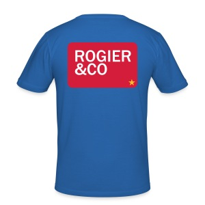 Rogier&Co fanshirt! - slim fit T-shirt