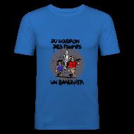 Tee shirts ~ Tee shirt près du corps Homme ~ T-SHIRT homme près du corps banquiers