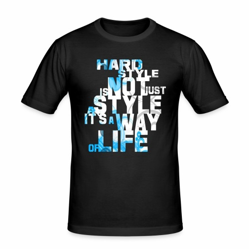 Not just a Style!  - Men's Slim Fit T-Shirt