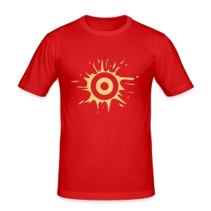 Splat! - Men's Slim Fit T-Shirt