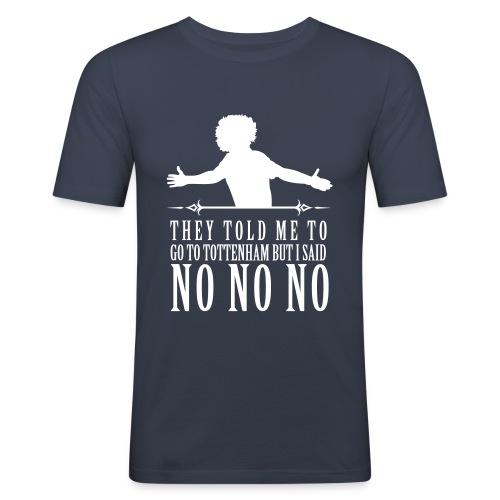 Willian No No No - Men's Slim Fit T-Shirt