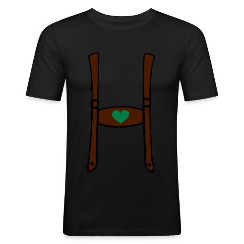 für alle - Männer Slim Fit T-Shirt