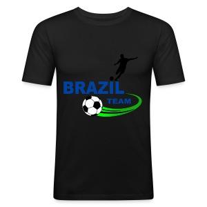 Brazil sport - Men's Slim Fit T-Shirt