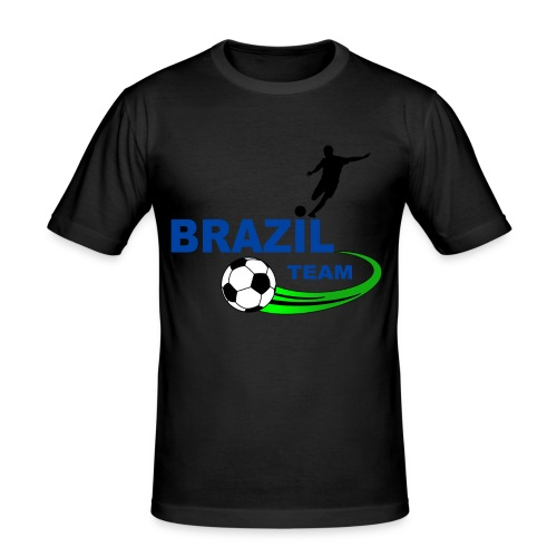 Brazil sport - Men's Slim Fit T-Shirt