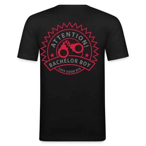 für Dirk - Männer Slim Fit T-Shirt