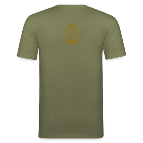 Fluchtveranstaltung 2 - Männer Slim Fit T-Shirt