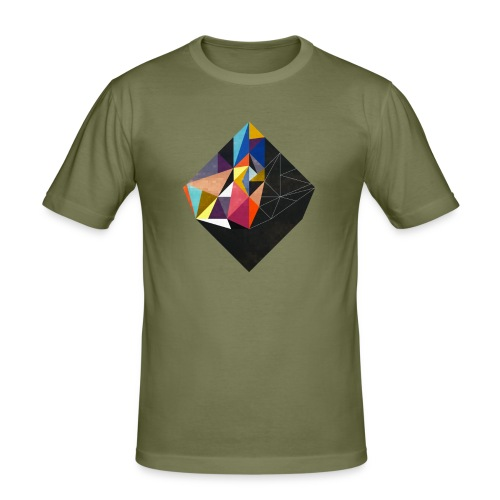 Germany 39 Brown T-Shirt Homme - T-shirt près du corps Homme