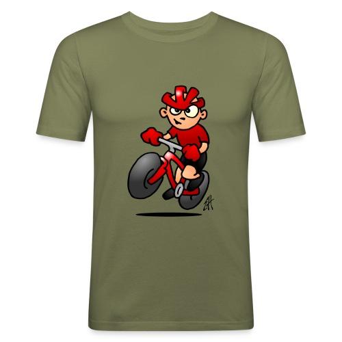 MTB - Men's Slim Fit T-Shirt