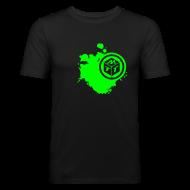T-Shirts ~ Männer Slim Fit T-Shirt ~ Magabotato Logo | Slim fit
