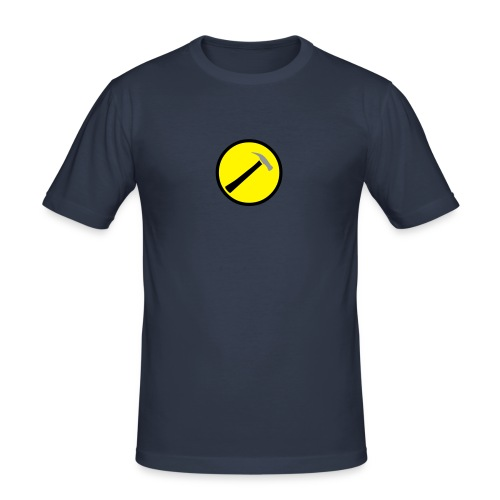 Captain Hammer - Men's Slim Fit T-Shirt